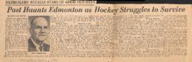 Past haunts Edmonton as hockey struggles to survive : Herreilers recalls stars of good old days