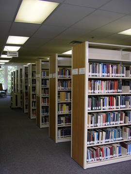 2nd floor stacks