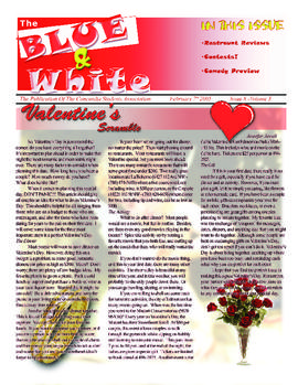 Blue & White 2004-2005/Issue 08