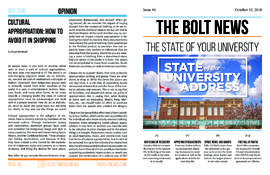 The Bolt 2018-2019/Issue 04