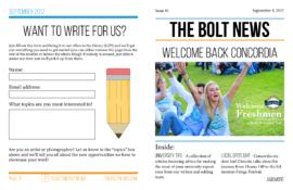 The Bolt 2017-2018/Issue 01