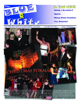 Blue & White 2004-2005/Issue 05