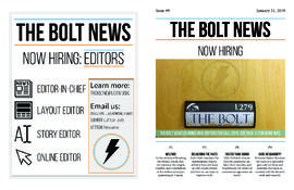 The Bolt 2018-2019/Issue 09