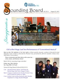 Sounding Board Volume 11/Issue 11