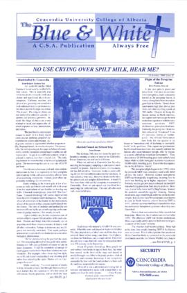 Blue & White 1999-2000/Issue 02