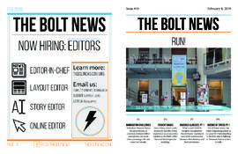The Bolt 2018-2019/Issue 10
