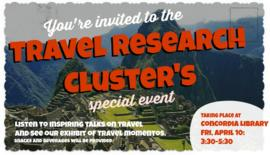 Your's Invited to the Ravel Research Cluster's special event