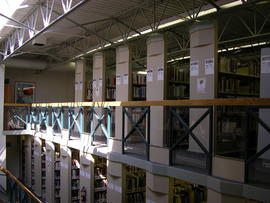 3rd Floor stacks