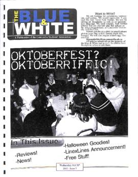 Blue & White 2002-2003/Issue 03