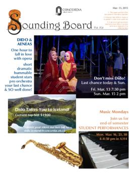 Sounding Board Volume 09/Issue 09