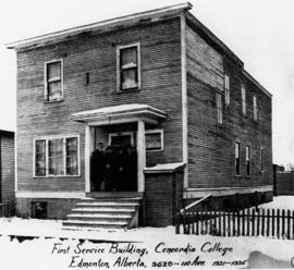 First Service Building, Concordia