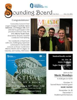 Sounding Board Volume 11/Issue 02