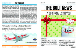 The Bolt 2017-2018/Issue 07