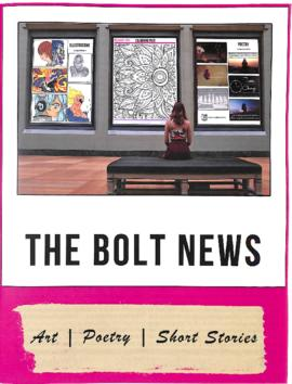 The Bolt 2017-2018/Art Issue