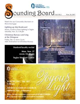Sounding Board Volume 12/Issue 02