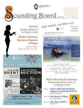 Sounding Board Volume 08/Issue 06