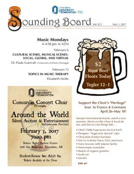Sounding Board Volume 11/Issue 07