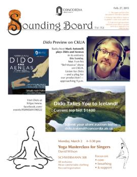 Sounding Board Volume 09/Issue 08