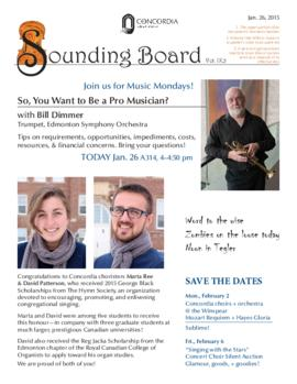 Sounding Board Volume 09/Issue 05