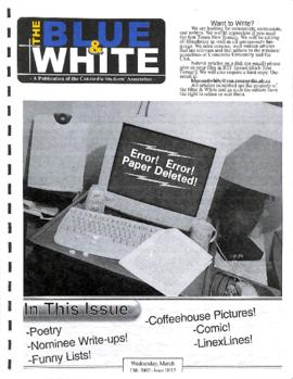 Blue & White 2001-2002/Issue 11-12
