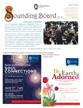 Sounding Board Volume 09/Issue 11