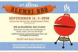 2nd Annual Alumni BBQ