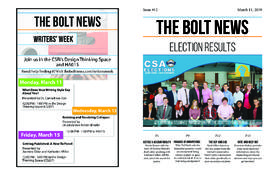 The Bolt 2018-2019/Issue 12
