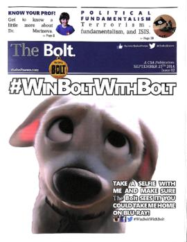 The Bolt 2014-2015/Issue 02